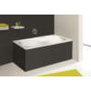 Sanplast WP/AS 70x140+STW fehér fürdőkád