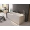 Sanplast WP/FREE 70x120+STW fehér fürdőkád
