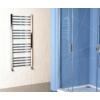 Sapho METRO fürdőszobai radiátor, 500x1200mm, 347W,króm