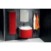 Sapho ONDA fürdőszobai radiátor, 400x1700 mm, 425W, króm