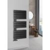 MILI fürdőszobai radiátor, 450x992mm, 500W, antracit