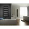 Sapho DENALI fürdőszobai radiátor, 550x904mm, 292W, struktúrált antracit
