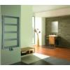Sapho DENALI fürdőszobai radiátor, 550x904mm, 292W, struktúrált ezüst