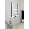 Sapho DENALI fürdőszobai radiátor, 550x1336mm, 411W, matt fehér