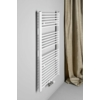 Aqualine Fürdőszobai radiátor, középső bekötéssel, 450x990mm, 415W, fehér
