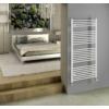 Aqualine Fürdőszobai radiátor, egyenes, 600x1322mm, 714W, fehér