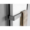 Sapho MAGNIFICA fürdőszobai radiátor, 456x1206mm, 549W, texturált fehér