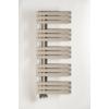 Sapho SILVANA fürdőszobai radiátor, 500x1236mm, 561W, metál mokka