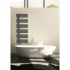 Sapho SILVANA fürdőszobai radiátor, 600x1500mm, 771W, metál antracit