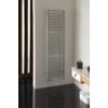 Sapho DINA fürdőszobai radiátor, 400x1560mm, 477W, metál antracit