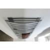 Sapho SIDI fürdőszobai radiátor, 595x1097mm, 553W, fehér