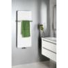 Sapho TABELLA fürdőszobai radiátor, 490x1190mm, 549W, fehér matt