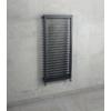 Sapho MATEO fürdőszobai radiátor, 600x1376mm, 752 W, anthracite