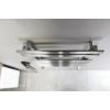 Sapho TRUVA fürdőszobai radiátor, 500x545mm, 175W, szálcsiszolt inox