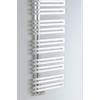Sapho VOLGA fürdőszobai radiátor, 500x1238mm, 311W, szálcsiszolt inox