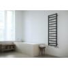 Sapho ZIG fürdőszobai radiátor, 500x1096mm, 406W, struktúrált antracit