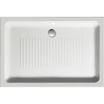 Sapho GSI kerámia zuhanytálca, 120x80x11cm