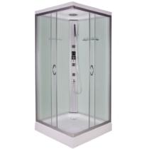 SANOTECHNIK TWIST 90 hidromasszázs zuhanykabin