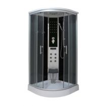 SANOTECHNIK COMFORT hidromasszázs zuhanykabin elektronikával