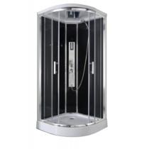 SANOTECHNIK TREND 1 hidromasszázs zuhanykabin elektronikával