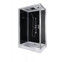 SANOTECHNIK TREND 3 hidromasszázs zuhanykabin elektronikával