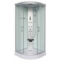 SANOTECHNIK RUMBA hidromasszázs zuhanykabin