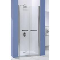 Sanplast DD/PRIII-80-S grW0 Nyíló, kétszárnyas ajtó