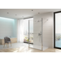 Sanplast  PI/ALTIIa-80-S cm/sbW0 Walk-in zuhanyfal