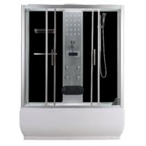 SANOTECHNIK NEVADA 170 hidromasszázs zuhanykabin & fürdőkád elektronikával