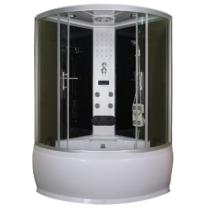 SANOTECHNIK SALSA hidromasszázs zuhanykabin & fürdőkád elektronikával