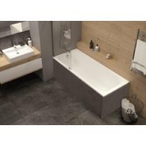 Sanplast WP/BASIC 70x150+STW fehér fürdőkád