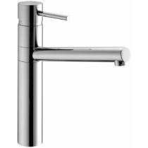 Rhapsody álló magasított mosogató-csaptelep, 185/180/260mm, króm