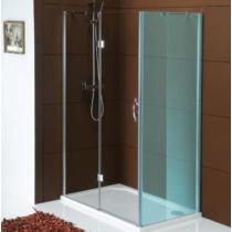 Sapho Gelco Legro osztott nyíló zuhanyajtó, 1000mm, transzparent üveg
