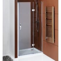 Sapho Gelco Legro nyíló zuhanyajtó, 100 cm transzparent üveg
