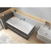 Sanplast WP/IDEA-70x140+STW fehér fürdőkád
