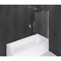 Polysan Modular Shower kádparaván, 700x1500mm, transzparent üveg