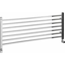 Sapho METRO fürdőszobai radiátor, 1000x450mm, 295W, króm