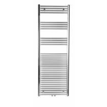 Sapho ALYA fürdőszobai radiátor, középső bekötéssel, 450x800mm, 196W, króm