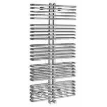 Sapho ASTRA fürdőszobai radiátor, 600x1170mm, 850W, ezüst