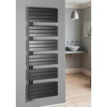 MILI fürdőszobai radiátor, 550x1676mm, 730W, antracit