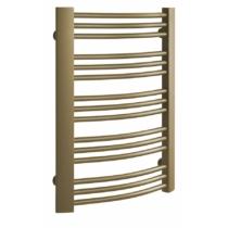 Sapho EGEON fürdőszobai radiátor, 595x818mm, 486W, bronz