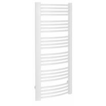 Sapho EGEON fürdőszobai radiátor, 595x1238mm, 739W, fehér