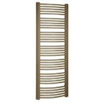 Sapho EGEON fürdőszobai radiátor, 595x1742mm, 1032W, bronz