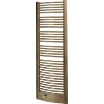 Sapho EGEUS fürdőszobai radiátor, 595x1742mm, 1031 W, bronz
