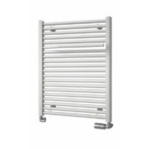 Aqualine SIBU radiátor, törölközőtartóval, 500x775cm, 409W, fehér