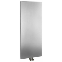 Sapho Sapho MAGNIFICA fürdőszobai radiátor, 456x1206mm, 549W, metál ezüst