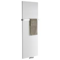 Sapho MAGNIFICA fürdőszobai radiátor, 608x1806mm, 1070W, fehér texturált