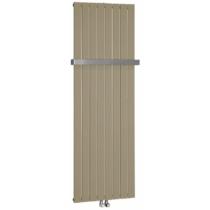 Sapho COLONNA fürdőszobai radiátor, 602x1800mm, 1205W, metál mokka