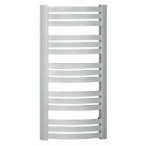 Sapho SIDI fürdőszobai radiátor, 595x1097mm, 553W, struktúrált ezüst