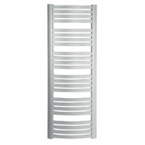 Sapho SIDI fürdőszobai radiátor, 595x1667mm, 849W, struktúrált ezüst